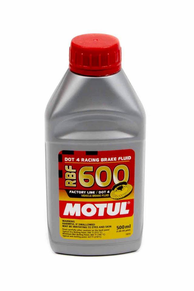 Brake Fluid Motul 600 500ml/16.9oz