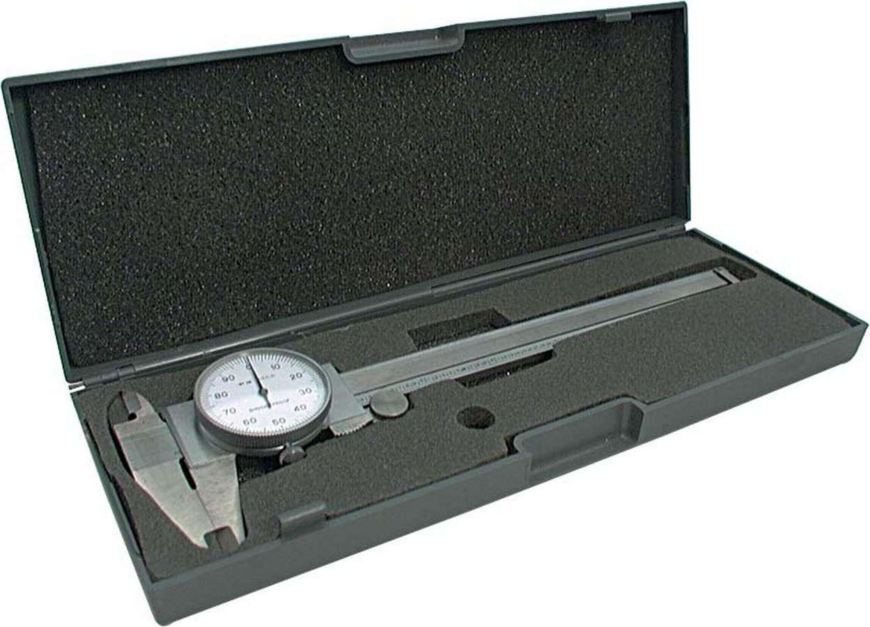 Dial Caliper  w/Case 0-6in
