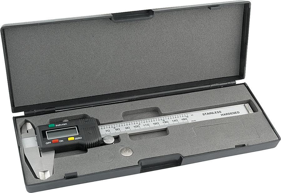 Digital Caliper  w/Case 0-6in