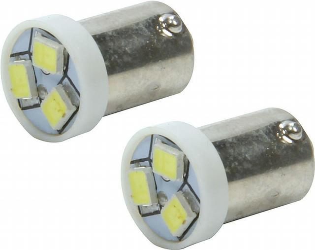 LED Warning Bulbs 2pk