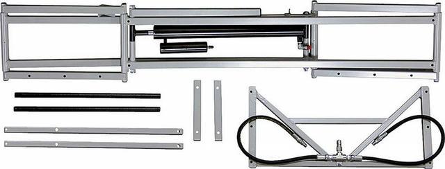 Lift Frame Right Box Steel