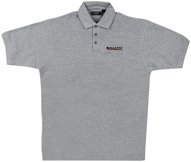 Allstar Golf Shirt Dark Gray XX-Large