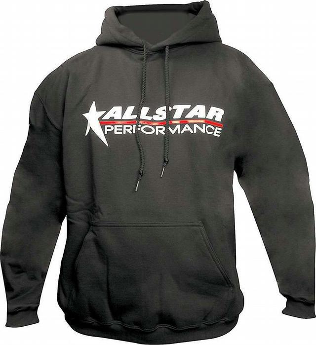 Allstar Hooded Sweatshirt Youth Medium