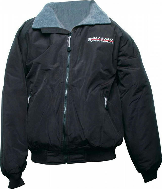 Allstar Jacket Nylon Fleece Large