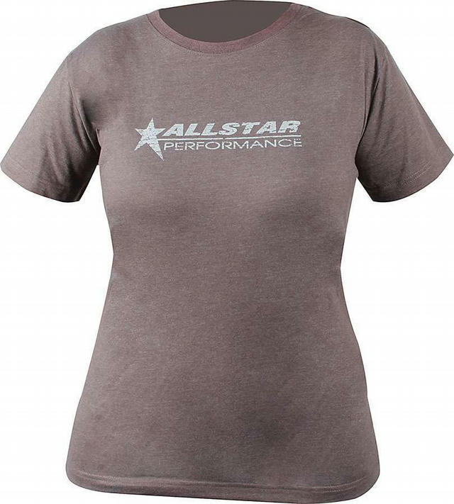 Allstar T-Shirt Ladies Vintage Charcoal Medium