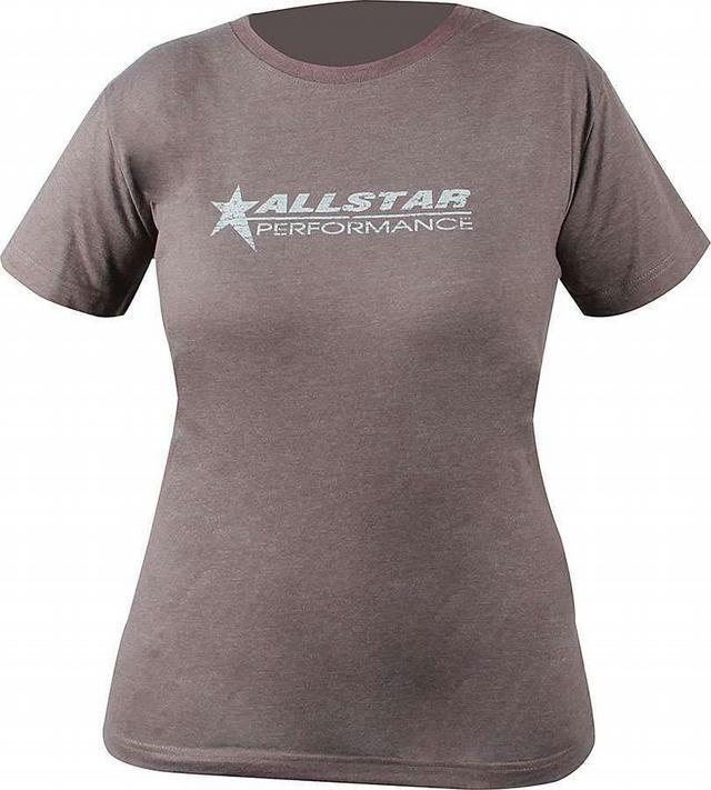 Allstar T-Shirt Ladies Vintage Charcoal XX-Lg