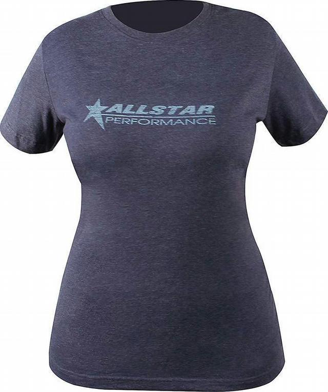 Allstar T-Shirt Ladies Vintage Navy X-Large