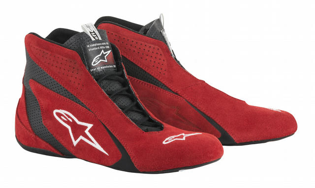 SP Shoe Red Size 6