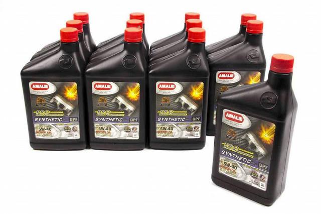 PRO HP Syn Blend 5W40 Oil Case 12x1Qt