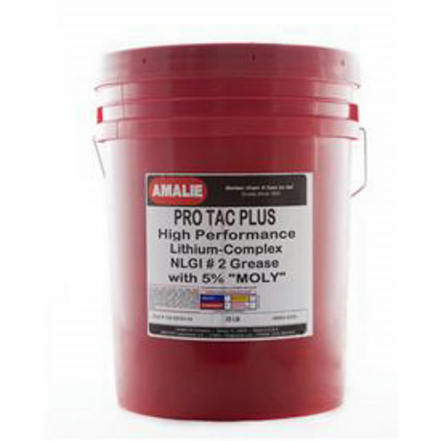 Pro Tac Plus Grease w/ 5% Moly Case 35 Lbs.