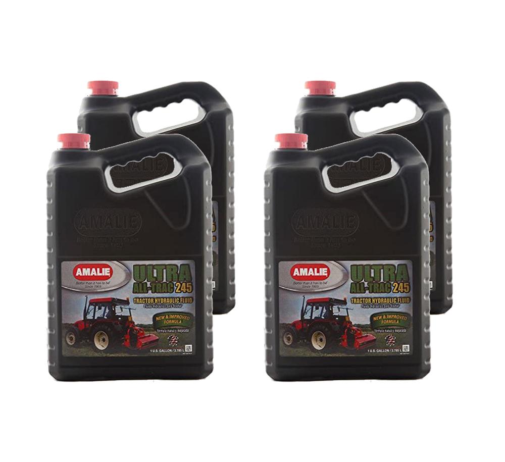 Ultra All-Trac 245 Hydra ulic Fluid Case 4x1 Gal