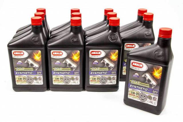 PRO HP Syn Blend 5w20 Oil Case 12x1Qt