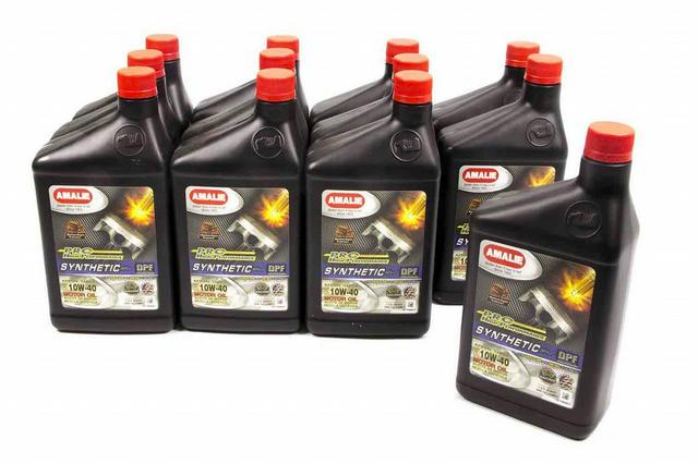 PRO HP Syn Blend 10w40 Oil Case 12x1Qt
