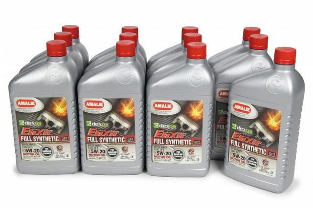 Elixir Full Synthetic 5w20 Dexos1 Case 12x1 Qt