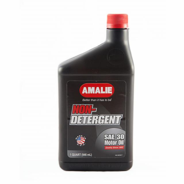 Non Detergent Motor Oil 30W Case 1 Quart