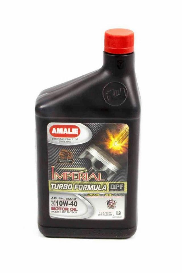 Imperial Turbo Formula 10w40 Oil 1Qt