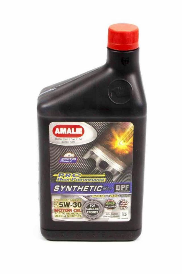 PRO HP Syn Blend 5w30 Oil 1Qt