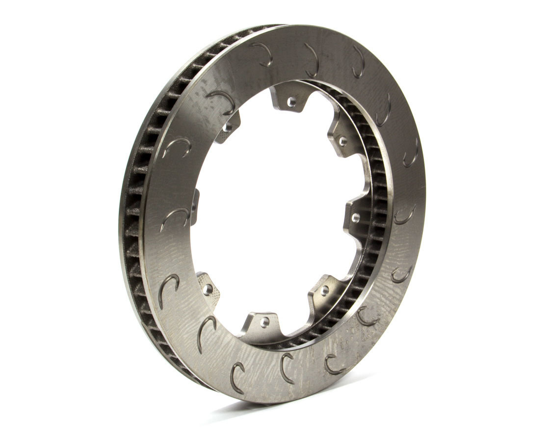 60 Vane Brake Rotor LH J-Hook 1.25-11.75 8 Bolt
