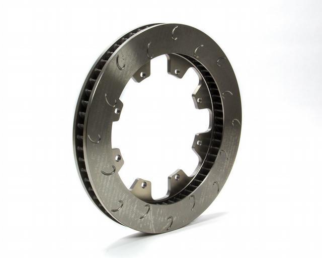60 Vane Brake Rotor RH J-Hook 1.25-12.19 8 Bolt