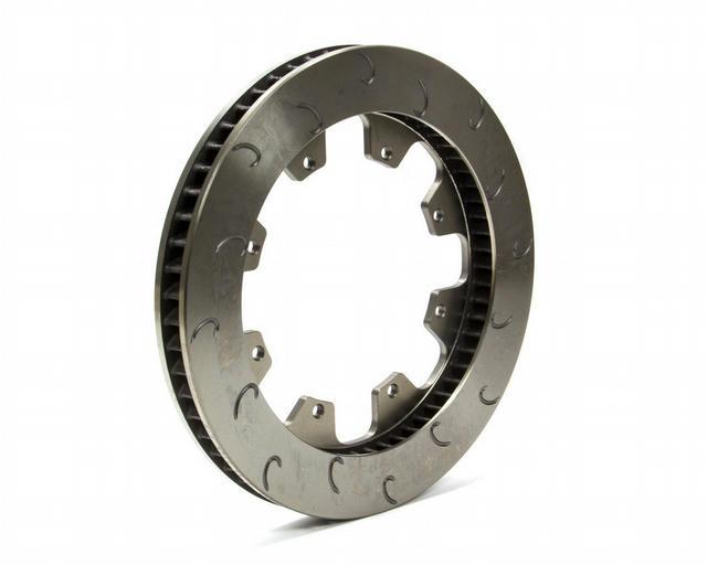 60 Vane Brake Rotor LH J-Hook 1.25-12.19 8 Bolt