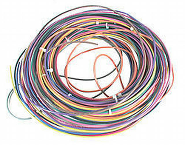 Pro-Stock Wire Harness
