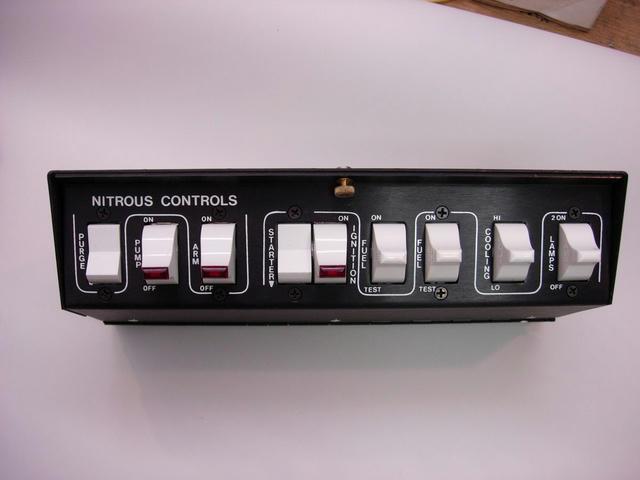 Overhead P/S Module w/ NOS Control System