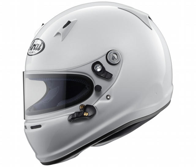 SK-6 Helmet White K-2020 Small