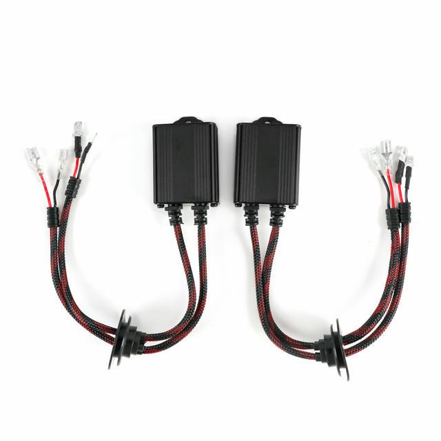 LED Decoder Harness Kit H1/H3 (2 EA)