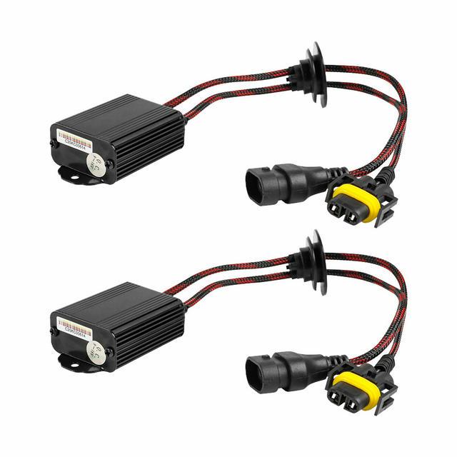 LED Decoder Harness Kit H11 Pair
