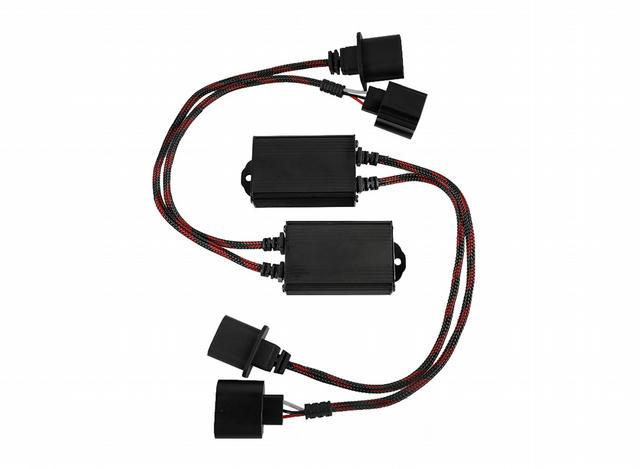 LED Decoder Harness Kit H13 Pair