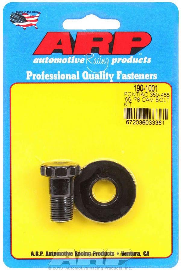 Pontiac Cam Bolt Kit - Fits 350-455