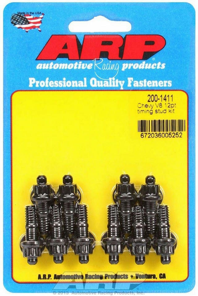 Chevy Timing Cover Stud Kit