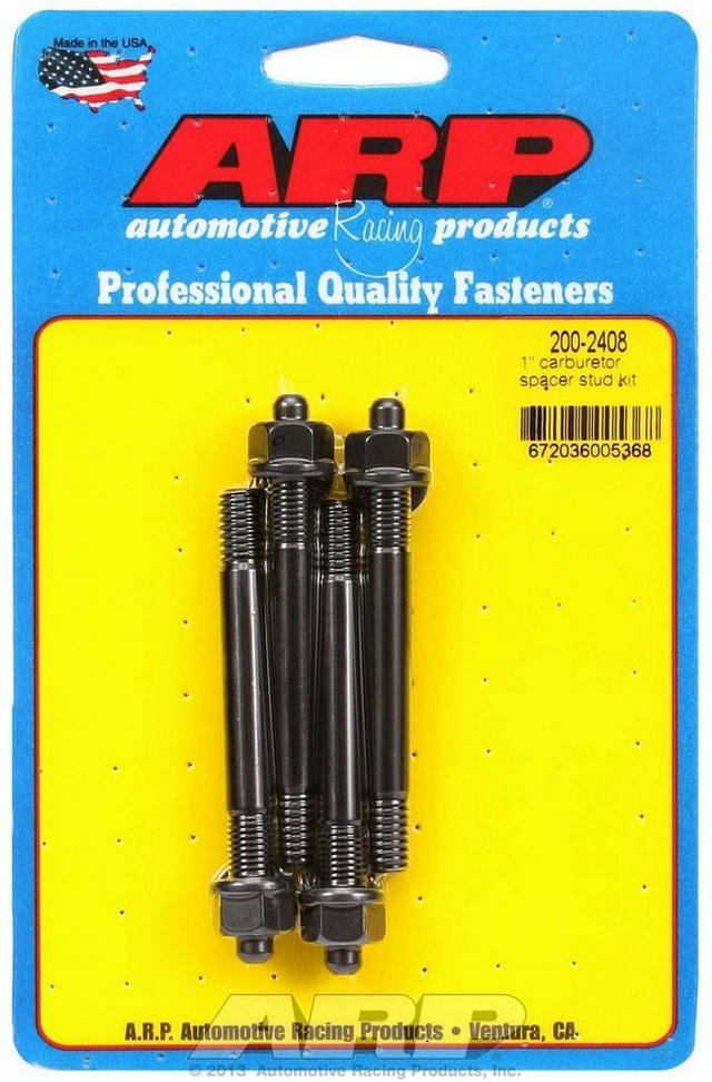 Carburetor Stud Kit 5/16 x 3.200 OAL
