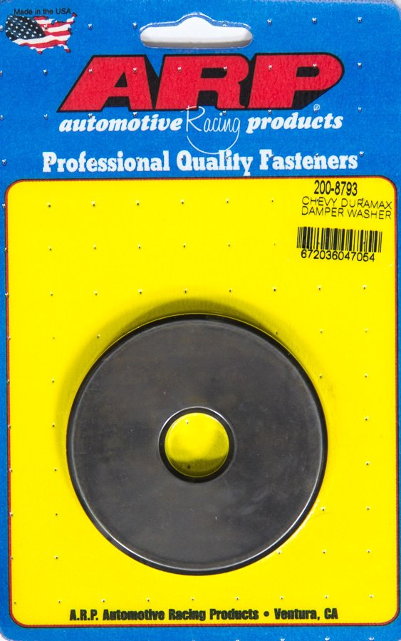 Black Washer - 18mm ID x 2.900 OD (1pk) Chamfer