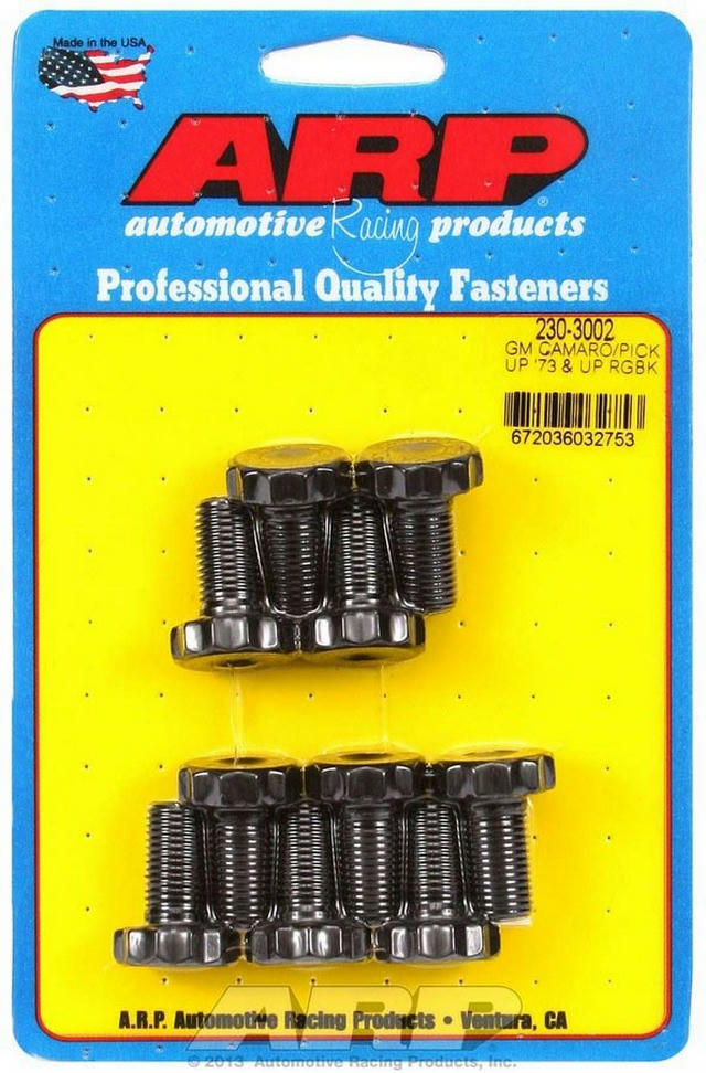 GM Ring Gear Bolt Kit