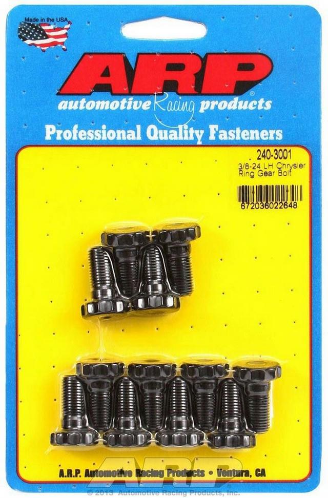Mopar Ring Gear Bolt Kit .835 UHL
