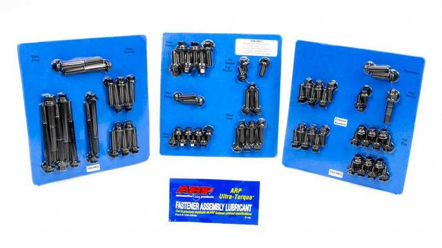 Pontiac Complete Engine Fastener Kit 6pt.