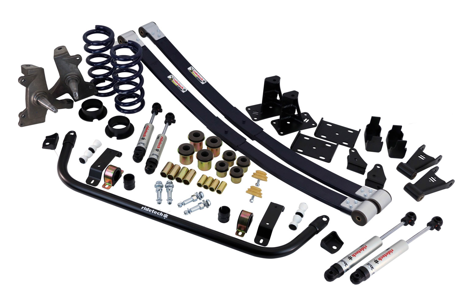 StreetGrip System  for 7 3-87 C10  Small Block