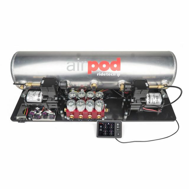 RidePro E5 5 Gallon Dual Compressor AirPod