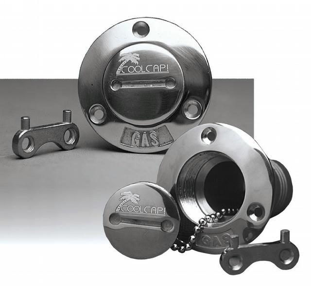 Universal Gas Filler Coolcap