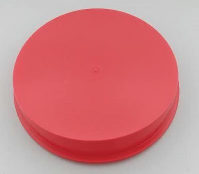 Mud Blaster Plastic Plug Red