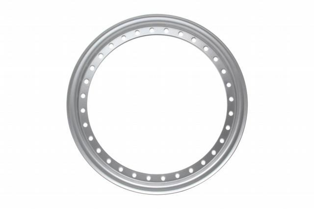Outer Beadlock Ring Silver