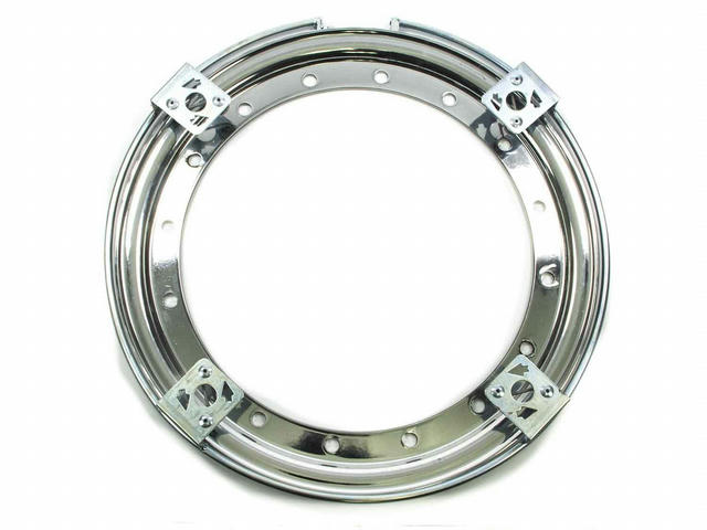 13in Outer Bead Lock Ring Chrome