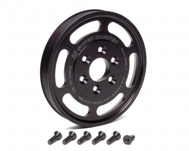 Supercharger Pulley 8.597 Dia. 8-Groove