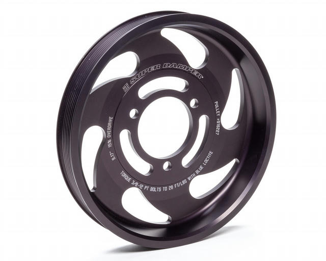 Pulley - Supercharger 9.17 Dia 8-Groove