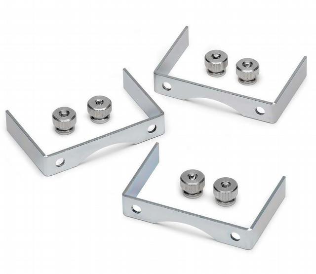 2-5/8 Bracket Kit Assm. - Aluminum
