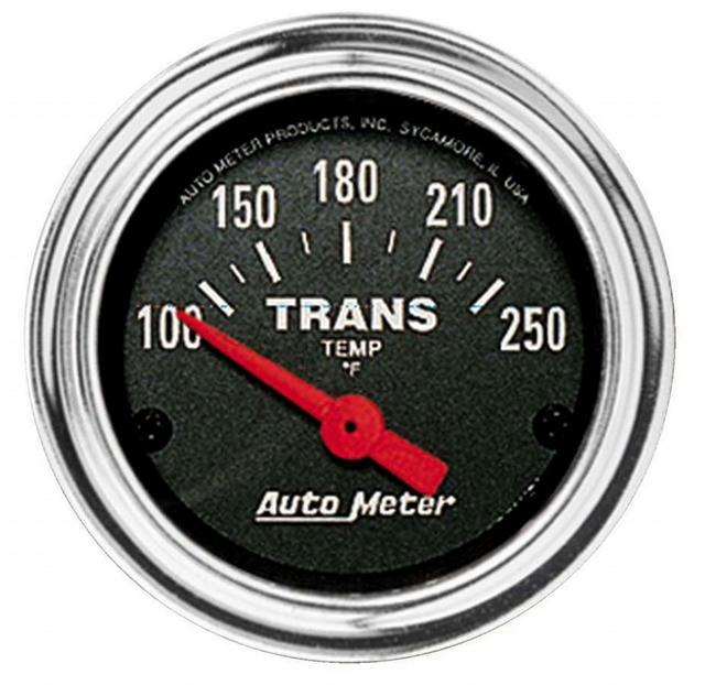 100-250 Trans Temp Gauge