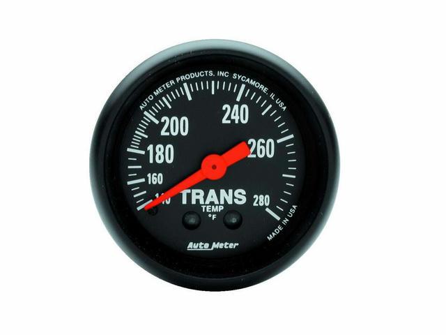 2-1/16in Z-Series Trans. Temp. Gauge
