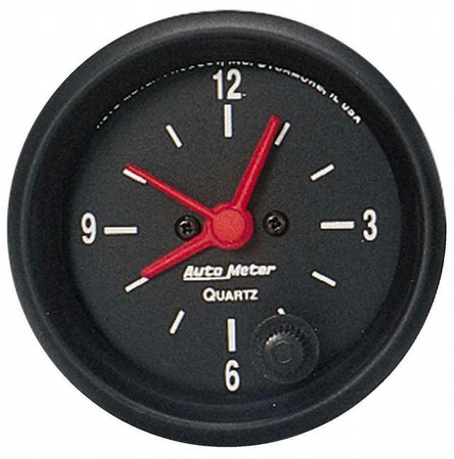 2-1/16 Clock - 12 Volt