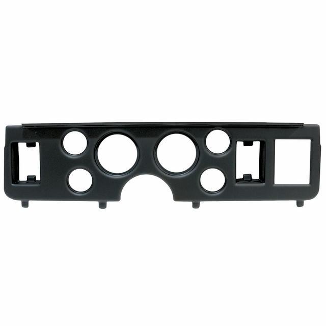 Direct Fit Gauge Panel Mustang 79-86 Black